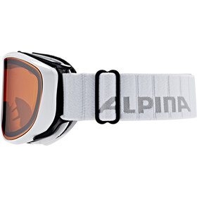 Alpina Challenge 2.0 Doubleflex S2 Laskettelulasit, white